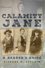 Calamity Jane:  A Reader's Guide