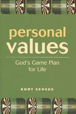 Personal Values:  Making Mutual Ministry Work