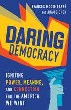The Thrill of Democracy