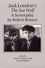 Rossen, R:  The Sea Wolf  Screenplay