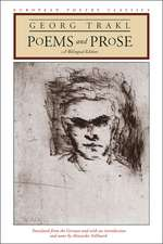 Poems and Prose: A Bilingual Edition