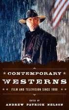 Contemporary Westerns