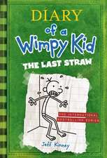 Diary of a Wimpy Kid # 3: The Last Straw