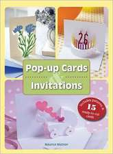 Pop-Up Cards & Invitations