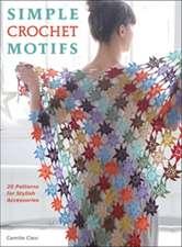 Simple Crochet Motifs