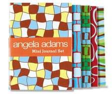 Angela Adams Mini Journal Set