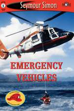 See More Readers: Emergency Vehicles - Level 1