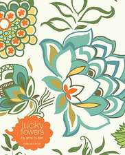 Lucky Flowers Notecards:  Extreme Junior Edition