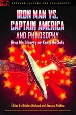 IRON MAN VS CAPTAIN AMERICA & PHILOSOPHY