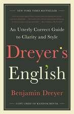 DREYERS ENGLISH