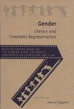 Gender: Literary and Cinematic Representation