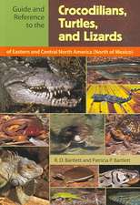 Guide and Reference to the Crocodilians, Turtles, and Lizards:  Of Eastern and Central North America (North of Mexico)