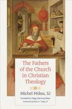 Fathers of the Church in Christian Theology