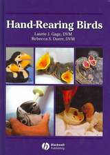 Hand–Rearing Birds