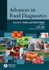 Advances in Food Diagnostics