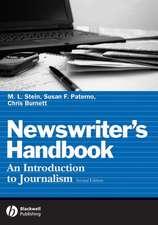 Newswriter′s Handbook: An Introduction to Journalism
