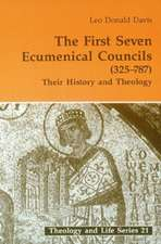 First Seven Ecumenical Councils:  Their History and Theology