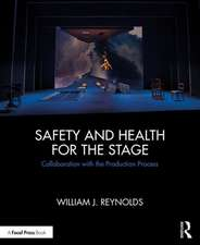Safety and Health for the Stage