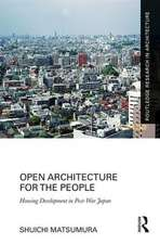 Open Architecture for the People