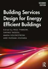 BLDG SERVICES DESIGN FOR ENERGY EFF
