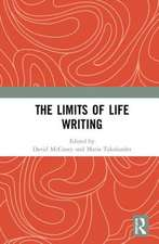 Limits of Life Writing