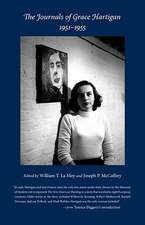 The Journals of Grace Hartigan, 1951-1955