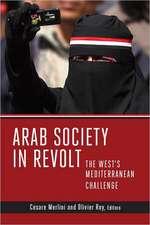 Arab Society in Revolt: The West's Mediterranean Challenge