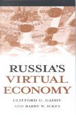 Russia's Virtual Economy
