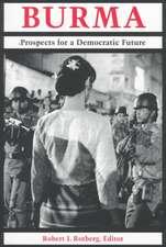 Burma: Prospects for a Democratic Future