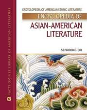 Encyclopedia of Asian-American Literature