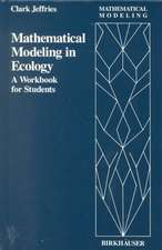 Mathematical Modeling in Ecology: A Workbook for Students
