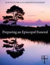 Preparing an Episcopal Funeral