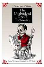 Unabridged Devils Dictionary
