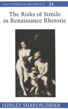 The Risks of Simile in Renaissance Rhetoric