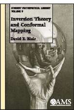 Blair, D:  Inversion Theory and Conformal Mapping