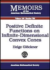 Positive Definite Functions on Infinite-Dimensional Convex Cones