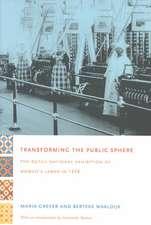 Transforming the Public Sphere