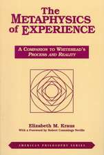 Metaphysics of Experience:  A Companion to Whitehead's Process and Reality (REV)
