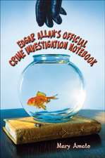 Edgar Allan's Official Crime Investigation Notebook