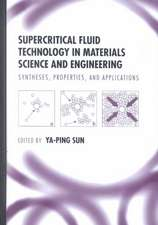 Supercritical Fluid Technology in Materials Science and Engineering:  Properties, and Applications