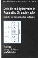 Scale-Up and Optimization in Preparative Chromatography:  Principles and Biopharmaceutical Applications
