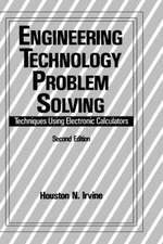 Engineering Technology Problem Solving