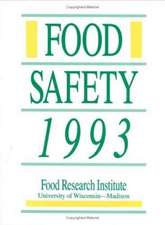 Food Safety 1993