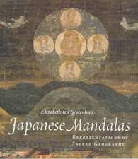 Ten Grotenhuis:  Japans Mandalas Pa