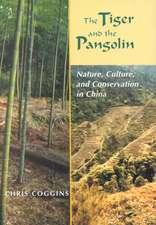 Coggins:  Tiger and the Pangolin