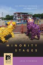 Minority Stages