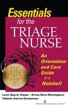 Essentials for the Triage Nurse