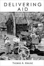 Delivering Aid:  Implementing Progressive Era Welfare in the American West