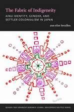 Lewallen, A:  The Fabric of Indigeneity