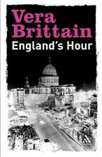 Englands Hour:  An Autobiography 1939-1941